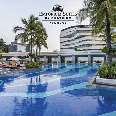 VALUE VOUCHER AT EMPORIUM SUITES BY CHATRIUM