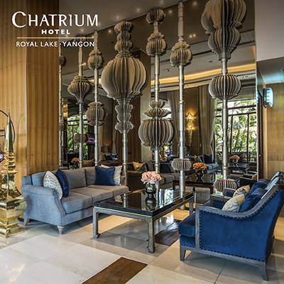 VALUE VOUCHER AT CHATRIUM HOTEL ROYAL LAKE YANGON