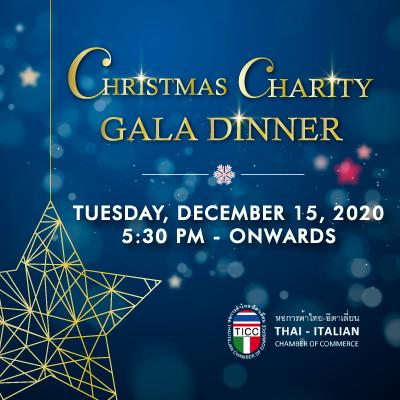 TICC Christmas Charity Gala Dinner 2020
