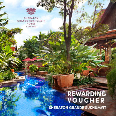 Sheraton Grande Sukhumvit, a Luxury Collection Hotel (UP TO 70% OFF)