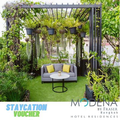 Modena by Fraser Bangkok : Staycation Voucher