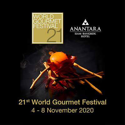 21st World Gourmet Festival   Anantara Siam Bangkok Hotel