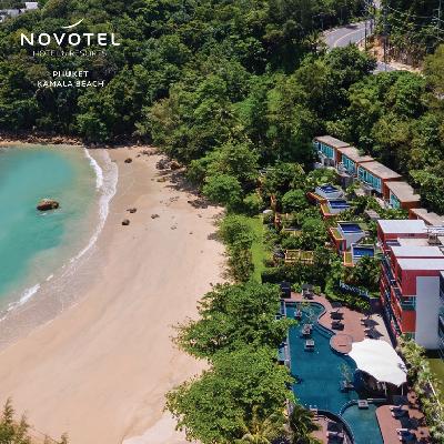 Discounted Rates & Packages at Novotel Phuket Kamala Beach