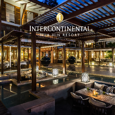 Exclusive Credit Voucher | InterContinental Hua Hin Resort