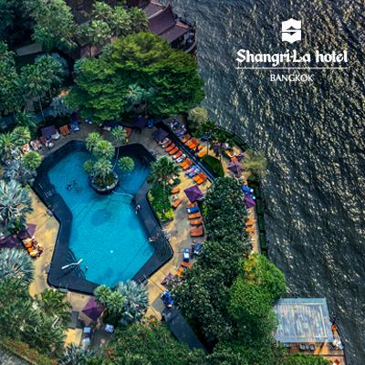 Shangri-La Hotel, Bangkok I Exclusive Staycation Vouchers