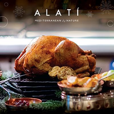 Thanksgiving at Siam Kempinski Hotel Bangkok