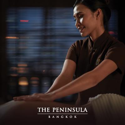 PAMPER AND DINE AT THE PENINSULA BANGKOK