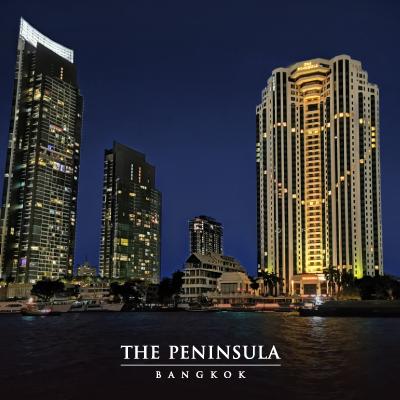 THE SEVEN LOVES OF THE PENINSULA BANGKOK