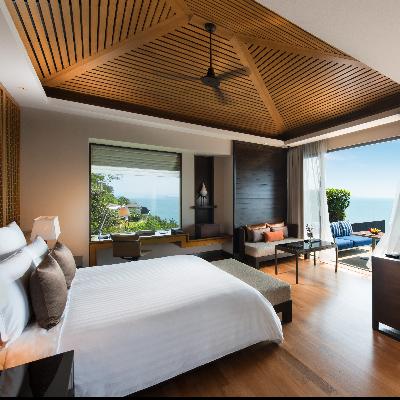 Conrad Koh Samui Staycation rate at 10,900 THB