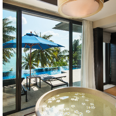 Conrad Koh Samui Staycation rate at 10,900 THB