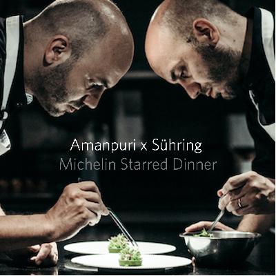 Amanpuri x Sühring Michelin Starred Dinner