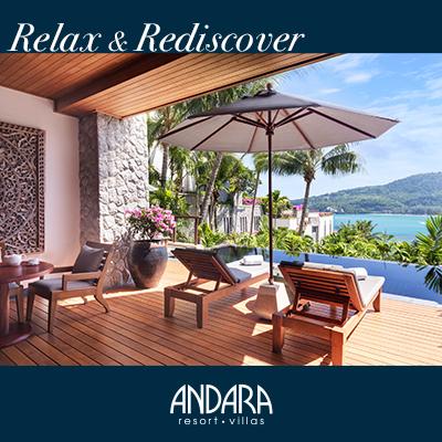 Relax & Rediscover Andara Resort & Villas