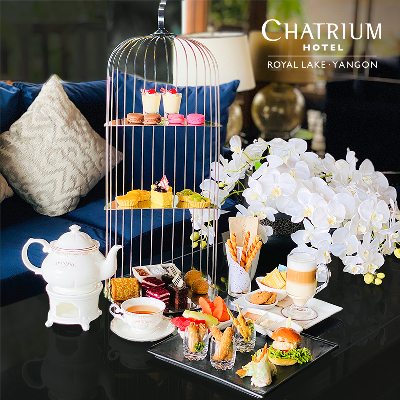 Afternoon High Tea at Lobby Lounge