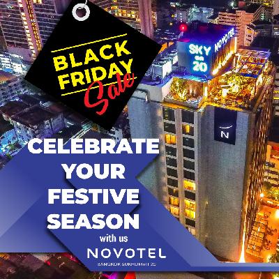 Black Friday Sale Festive Promotion