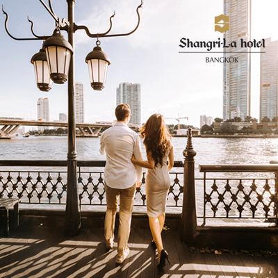 Exclusive Vouchers for Deluxe Room at Shangri-La Hotel, Bangkok