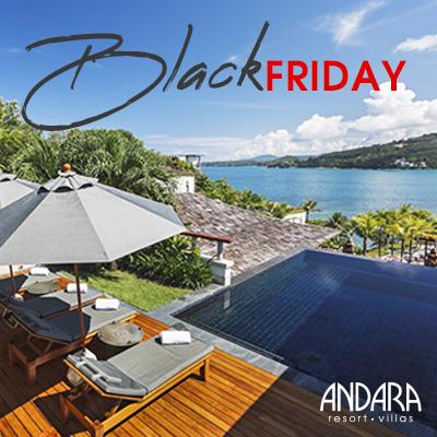 Black Friday Sale | Andara Resort & Villas