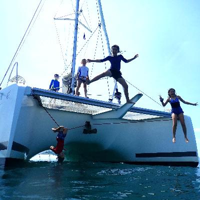 Private Yacht Saona 47