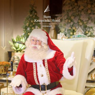 Santa's Secret Deals at Siam Kempinski Hotel Bangkok