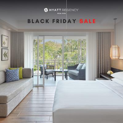 Hyatt Regency Hua Hin | Black Friday Sale