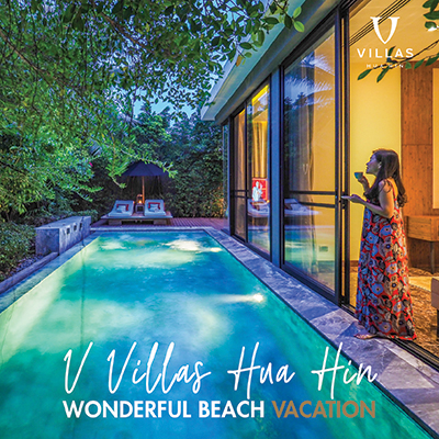 V Villas Hua Hin, MGallery Hotel Collection - Wonderful Beach Vacation