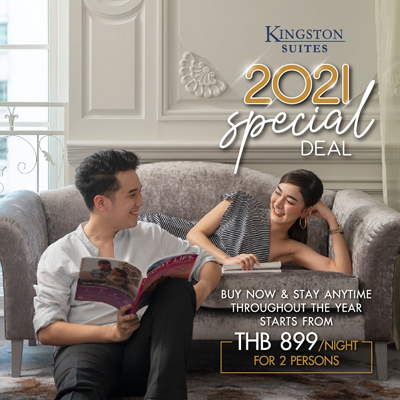 Kingston Suites - 2021 Special Deal