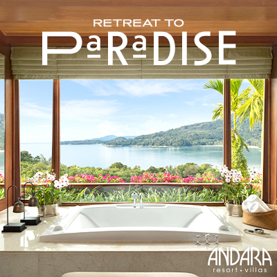 Retreat to Paradise | Andara Resort & Villas