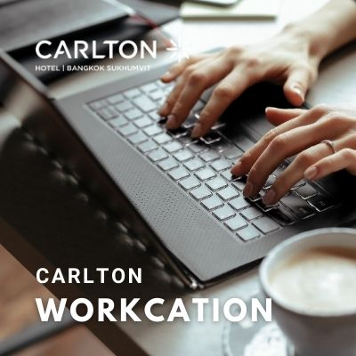 CARLTON WORKCATION PACKAGE