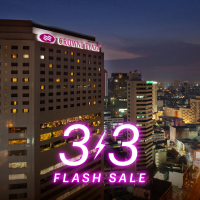 Bangkok Staycation
