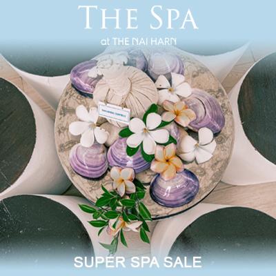 The Nai Harn, Phuket | Super Spa Sale