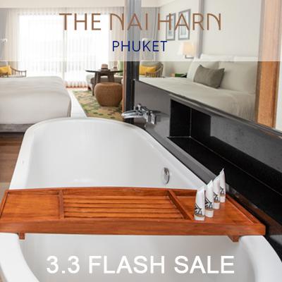 The Nai Harn, Phuket | 3.3 Flashsale