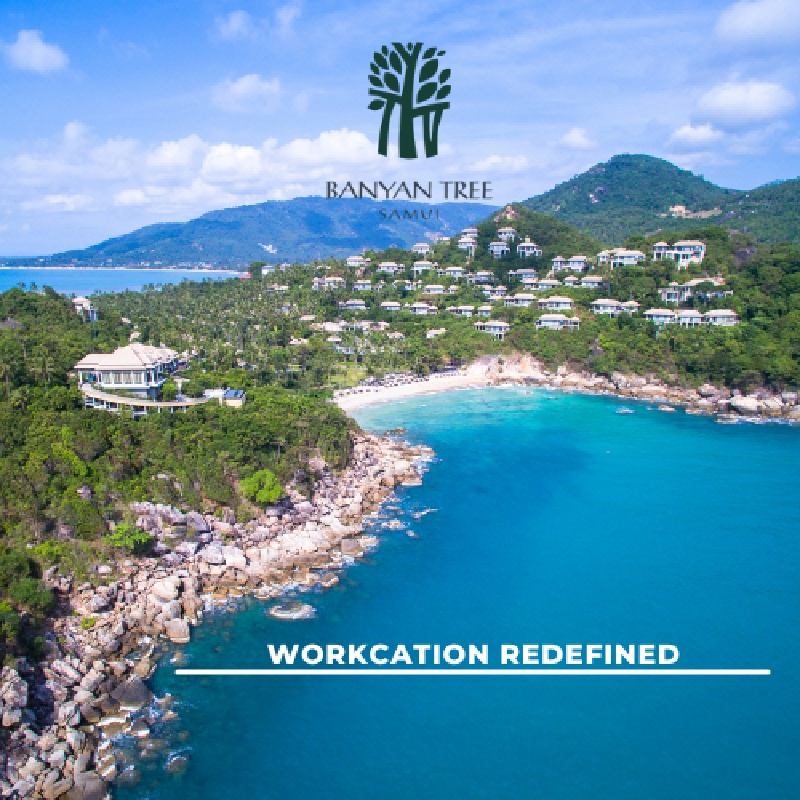 WORKCATION REDEFINED ( Offer for Residents of Thailand)
