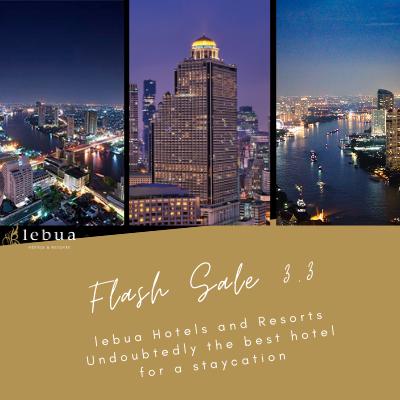 Bangkok City Break - Flexible check-in check-out time - Flash Sale 3.3