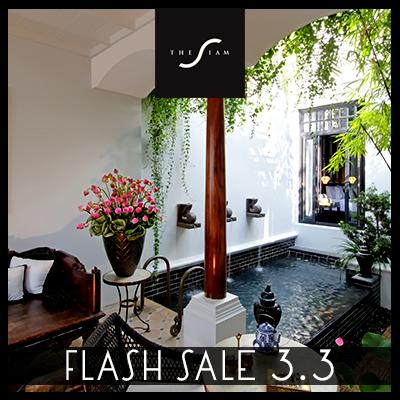 3.3 Flash Sale | The Siam Bangkok