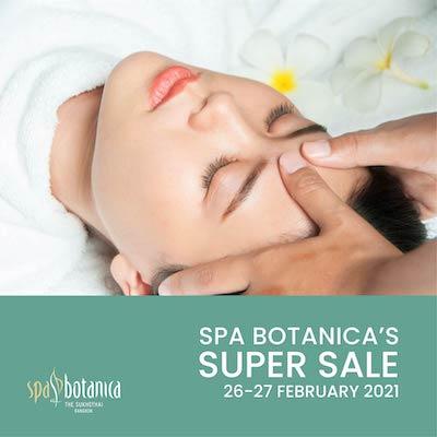 Spa Botanica | SUPER SALE - 48 Hours Only!