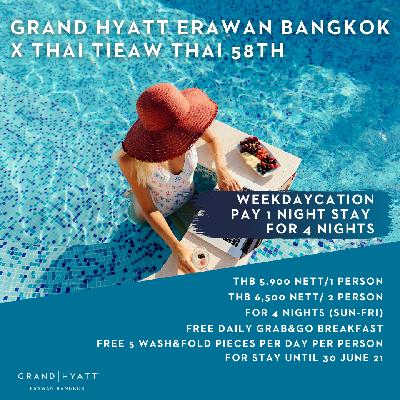 Thai Tiew Thai- Weekdaycation offer