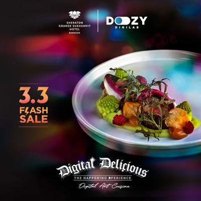 3.3 SALE - Digital Delicious