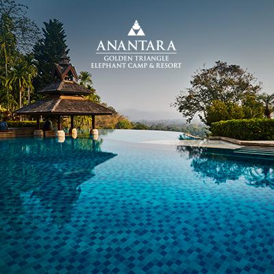 58th Thai Tiew Thai | Anantara Golden Triangle Elephant Camp & Resort |  ไทยเที่ยวไทย ครั้งที่ 58 | อนันตรา โกลเด้น ไทรแองเกิ้ล