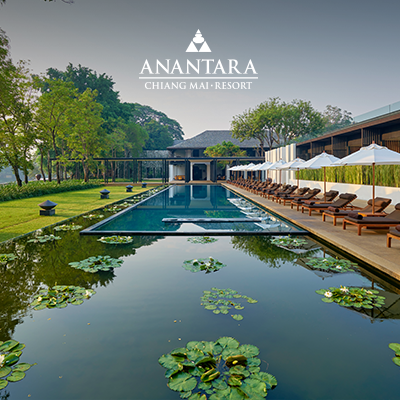 58th Thai Tiew Thai | Anantara Chiang Mai Resort | ไทยเที่ยวไทย ครั้งที่ 58 | อนันตรา เชียงใหม่