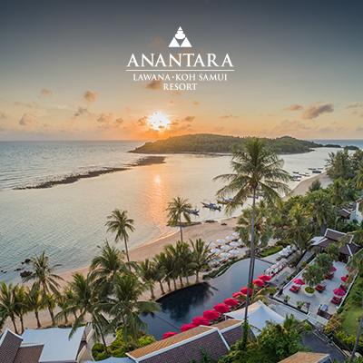 58th Thai Tiew Thai | Anantara Lawana Koh Samui Resort | อนันตรา ลาวาณา เกาะสมุย
