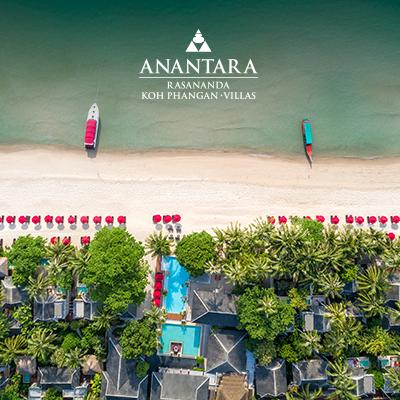 58th Thai Tiew Thai  | Anantara Rasananda Koh Phangan Villas | ไทยเที่ยวไทย ครั้งที่ 58 | อนันตรา รสานันดา เกาะพะงัน