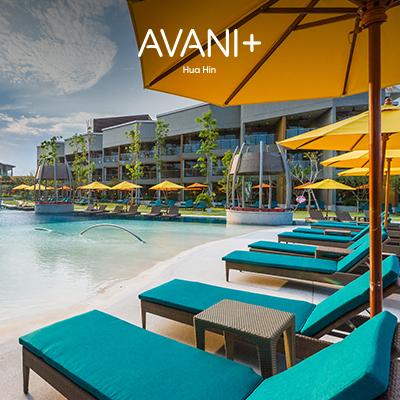 58th Thai Tiew Thai | Avani+ Hua Hin Resort | ไทยเที่ยวไทย ครั้งที่ 58 | อวานี พลัส หัวหิน