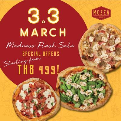 Mozza March Madness
