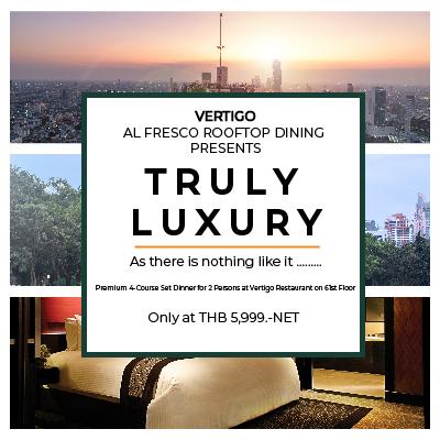 Thai Tiew Thai - Truly Luxury