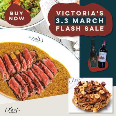 Victoria's 3.3 March Flash Sale