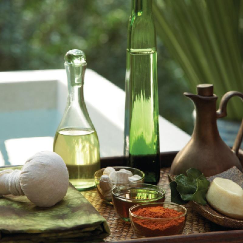 90-Minutes Oil Massage At The Secret Garden Spa