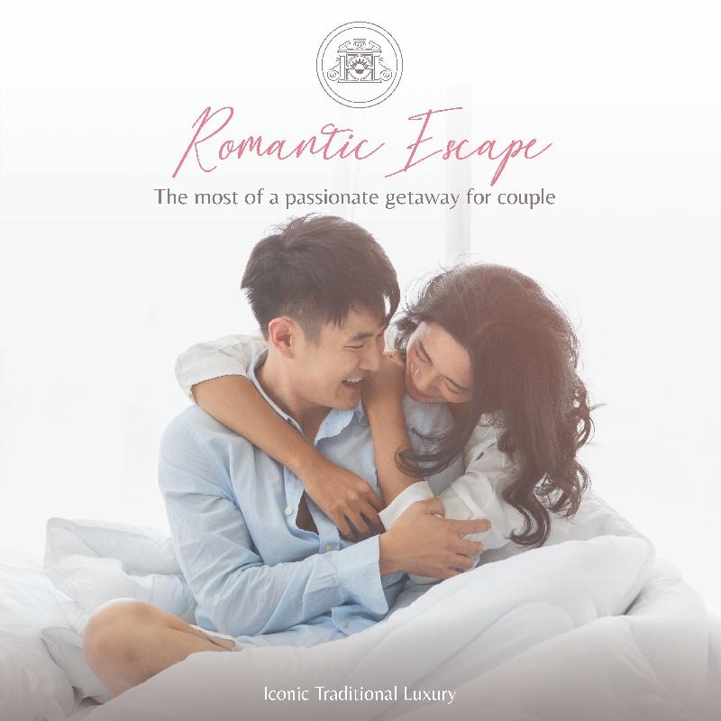 Oriental Residence Bangkok   Romantic Escape