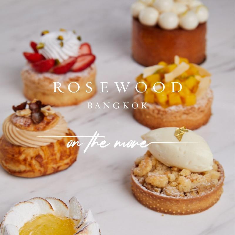 Rosewood Bangkok On The Move