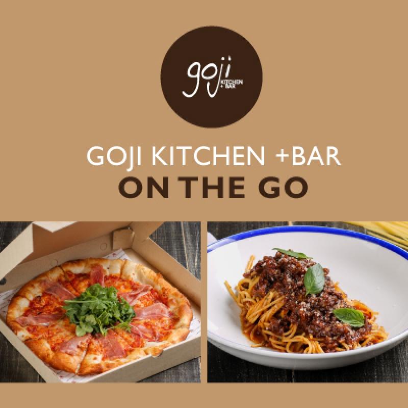 Goji Kitchen+Bar To-Go