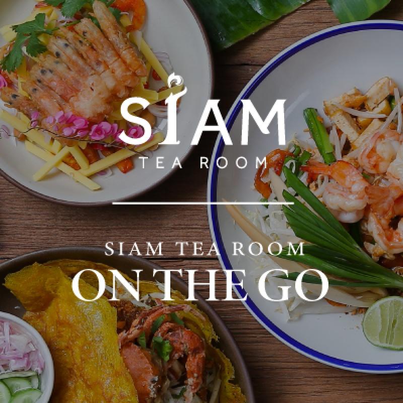 Siam Tea Room To-Go