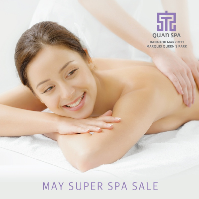 May Super Spa Sale At Quan Spa